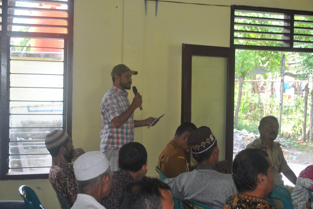 Penyuluhan Hukum Kecamatan Peusangan